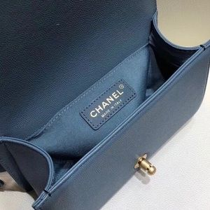 CHANEL Bags - Authentic Chanel Boy Double Flap in medium